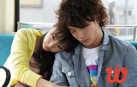 Film Jepang Romantis I Give My First Love to You