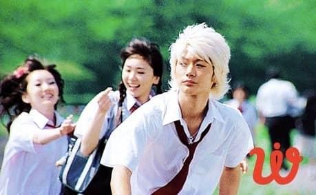 Film Jepang Romantis Sky of Love